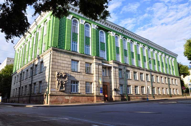 I Horbachevsky TERNOPIL State Medical University