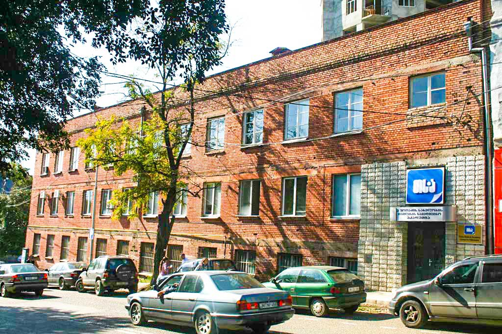 Petre Shotadze Tbilisi Medical Academy